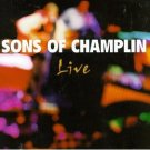 sons of champlin - live CD 1998 grateful dead records used mint