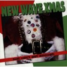 new wave xmas - just can't get enough - various artists CD 1996 rhino used mint