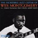 wes montgomery - incredible jazz guitar CD 2000 riverside 20 bit remaster used mint