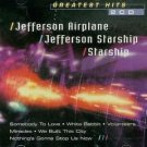 jefferson airplane / jefferson starship / starship - greatest hits CD 2-discs 2001 hot town mint