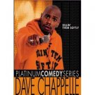 platinum comedy series - dave chappelle - killin' them softly DVD 2003 urban works used mint