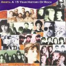arista - a 15 year history of rock CD 1991 arista BMG Direct used mint