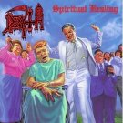 death - spiritual healing CD 1999 lonely planet relativity germany used