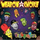 weapon of choice - highperspice CD 1996 sony loose groove new factory sealed
