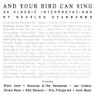 and your bird can sing - various artists CD 2-discs 1996 debutante polygram used VG