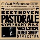 beethoven pastorale sym no. 6 - walter & columbia sym orch CD 1985 cbs used mint