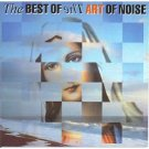 art of noise - best of CD1988 polygram china records london used mint