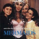 mermaids - original motion picture soundtrack CD 1990 geffen used mint