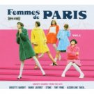 femmes de paris vol.1 - various artists CD 2002 wagram EMI france used mint
