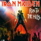 iron maiden - run to the hills CD enhanced 2002 emi UK 5 tracks used mint
