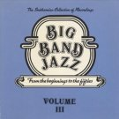 big band jazz from the beginnings to the fifties volume III CD 1983 RCA used mint