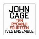 john cage - ten ryoanji fourteen CD 1994 hat hut switzerland used mint