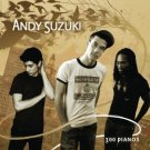 andy suzuki - 300 pianos CD 2009 used