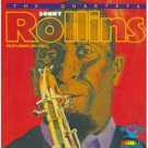 sonny rollins featuring jim hall - quartets CD 1986 RCA used mint