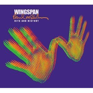 paul mccartney - wingspan hits and history CD 2-discs 2001 capitol used mint