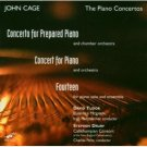 john cage - piano concertos CD 1997 mode records used mint