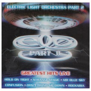 electric light orchestra - part 2 CD 2002 legacy canada used mint