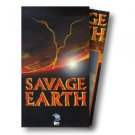 savage earth VHS 4-tape set 1998 MPI Home Video used mint