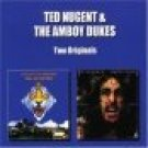 ted nugent & the amboy dukes - call of the wild & tooth fang & claw CD 2007 universum germany mint