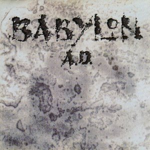 babylon AD - self-titled CD 1989 arista used mint