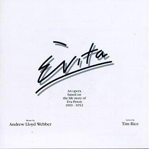 evita an opera based on the life of eva peron 1919 - 1952 1976 studio case CD MCA BMG Direct mint