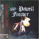 cozy powell forever - tribute - munetaka higuchi CD 1998 electric angel japan used mint