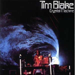 timm blake - crystal machine CD 1992 mantra france used mint