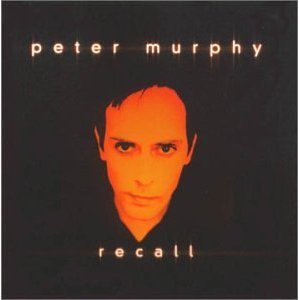 peter murphy - recall CD 1998 red ant used mint