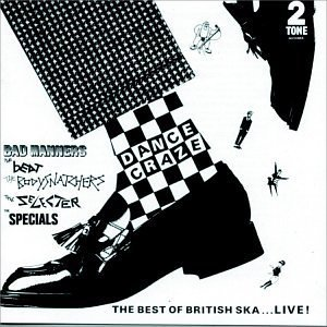 dance craze - best of british ska .. live! CD 1990 chrysalis capitol used mint