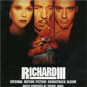 richard III - motion picture soundtrack CD 1996 polygram used mint
