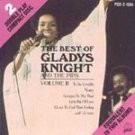 best of gladys knight and the pips volume II CD 1989 buddah pair used mint
