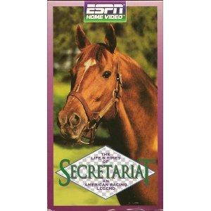 life & times of secretariat an american racing legend VHS 1993 ESPN used near mint