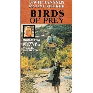 birds of prey VHS 1973 tomorrow 1988 parade prism 81 min color used very good