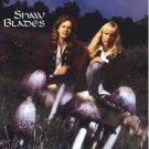 shaw blades - hallucination CD 1995 warner japan used mint