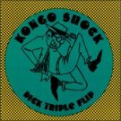 kongo shock - dick triple flip CD 1995 no record co used mint