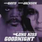 long kiss goodnight - music from motion picture CD 1996 MCA used mint