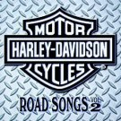 Harley-Davidson Cycles - Road Songs Vol. 2 CD 2-discs 1998 right stuff used mint