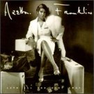 aretha franklin - love all the hurt way CD 1981 arista used