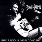 john martyn - BBC radio 1 live in concert CD 1992 windsong BBC new