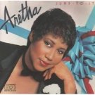 aretha franklin - jump to it CD 1982 arista pressed in japan 8 tracks used