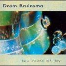 drem bruinsma - six reels of joy CD 1991 materiali sonori 21 tracks used mint