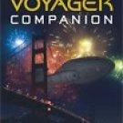 star trek voyager companion - book paperback 2003 pocket books used good