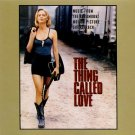 thing called love - music from the motion picture soundtrack CD 1993 giant BMG Direct new