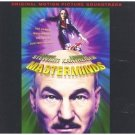 masterminds - original motion picture soundtrack CD 1997 columbia edel used mint
