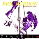 eric burdon - nightewinds dying CD 1998 institute of art germany rough trade 11 tracks used mint