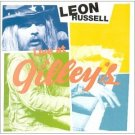 leon russell - live at gilley's CD 2000 Q atlantic time warner used mint