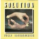 solution - fully interlocking CD 1988 CBS grammofoonplaten austria used mint