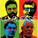 u2 - please CD ep 1997 polygram island 5 tracks used mint