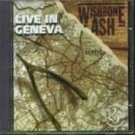 wishbone ash - live in geneva CD 1995 hengest SYME used mint