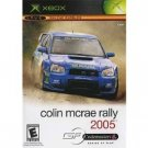 colin mcrae rally 2005 xbox 2004 codemasters used mint
